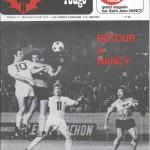 Chardon Rouge n°11 saison 72/73