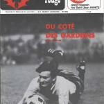 Chardon Rouge n°12 saison 72/73
