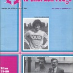 Chardon Rouge n°154 saison 80/81