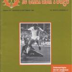 Chardon Rouge n°157 saison 80/81