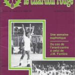 Chardon Rouge n°158 saison 80/81