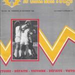 Chardon Rouge n°160 saison 80/81