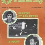 Chardon Rouge n°161 saison 80/81