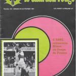 Chardon Rouge n°164 saison 80/81