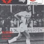 Chardon Rouge n°17 saison 72/73