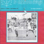 Chardon Rouge n°171 saison 81/82