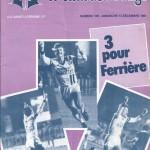 Chardon Rouge n°176 saison 81/82