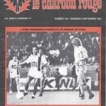 Chardon Rouge n°185 saison 82/83