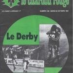 Chardon Rouge n°188 saison 82/83
