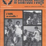 Chardon Rouge n°193 saison 82/83
