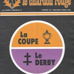Chardon Rouge n°194 saison 82/83