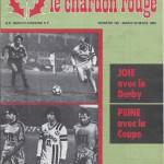 Chardon Rouge n°195 saison 82/83