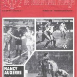 Chardon Rouge n°196 saison 82/83