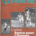 Chardon Rouge n°197 saison 82/83