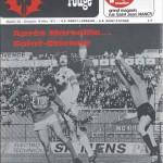 Chardon Rouge n°23 saison 72/73