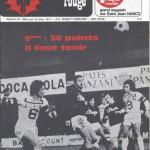 Chardon Rouge n°24 saison 72/73