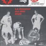 Chardon Rouge n°28 saison 72/73