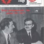 Chardon Rouge n°29 saison 72/73