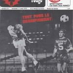 Chardon Rouge n°31 saison 73/74