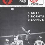 Chardon Rouge n°35 saison 73/74
