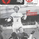 Chardon Rouge n°41 saison 73/74