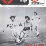 Chardon Rouge n°45 saison 73/74
