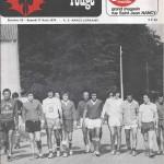 Chardon Rouge n°50 saison 74/75
