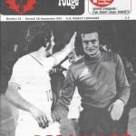 Chardon Rouge n°53 saison 74/75