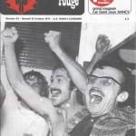 Chardon Rouge n°54 saison 74/75