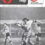 Chardon Rouge n°56 saison 74/75