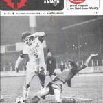 Chardon Rouge n°57 saison 74/75