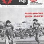 Chardon Rouge n°58 saison 74/75