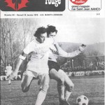 Chardon Rouge n°60 saison 74/75
