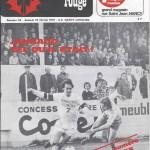 Chardon Rouge n°62 saison 74/75