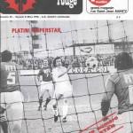 Chardon Rouge n°63 saison 74/75