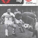 Chardon Rouge n°68 saison 74/75