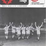 Chardon Rouge n°69 saison 74/75