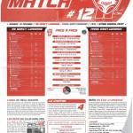 Feuille de Match n°12 saison 09/10