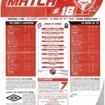 Feuille de Match n°18 saison 09/10