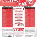 Programme Nancy-Nice (Feuille de match #18) - Saison 2010-2011 - L1 (36e j., 15/05/2011)