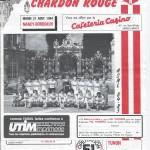 Le Nouveau Chardon Rouge n°01 saison 84/85