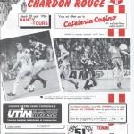 Le Nouveau Chardon Rouge n°02 saison 84/85