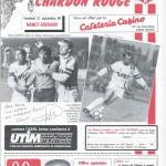 Le Nouveau Chardon Rouge n°4 saison 84/85