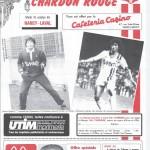 Le Nouveau Chardon Rouge n°06 saison 84/85