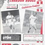 Le Nouveau Chardon Rouge n°07 saison 84/85