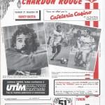 Le Nouveau Chardon Rouge n°10 saison 84/85