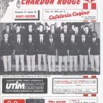 Le Nouveau Chardon Rouge n°11 saison 84/85
