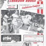 Le Nouveau Chardon Rouge n°12 saison 84/85