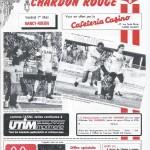 Le Nouveau Chardon Rouge n°13 saison 84/85