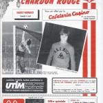 Le Nouveau Chardon Rouge n°15 saison 84/85